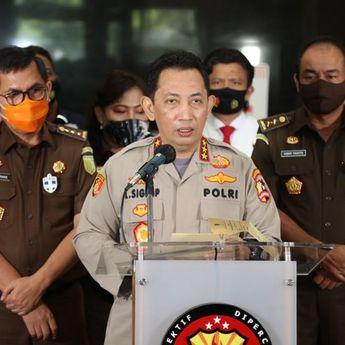 Hari Ini, Jokowi Akan Lantik Listyo Sigit Prabowo sebagai Kapolri