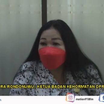 Badan Kehormatan DPRD Sulut Siap Berikan Sanksi Terkait Kasus Video Viral