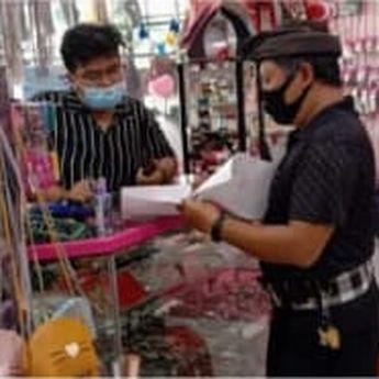 Abaikan Prokes, 18 Pelanggar Terjaring Satgas di Kota Denpasar