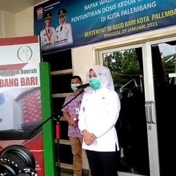 Wawako Palembang Tunda Vaksinasi Covid-19 Perdana, Ini Penyebabnya