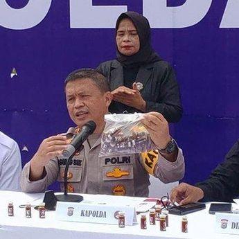 Polda Riau Ungkap Bisnis Narkoba Jenis Liquid Merk Ferrari, Efeknya Lebih Berbahaya!