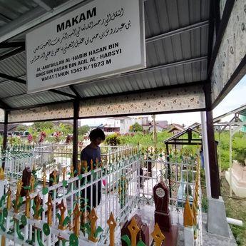 Habib Idrus Bin Hasan Al Habsyi, Pijakan Usulan Cagar Budaya Turbah Sungai Jingah