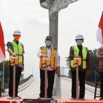 Tepat di Hari Ulang Tahun Rudy, Akhirnya Flyover Purwosari Bisa Dilintasi