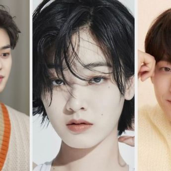6 Aktor dan Aktris Korea yang Diprediksi Naik Daun di Tahun 2021