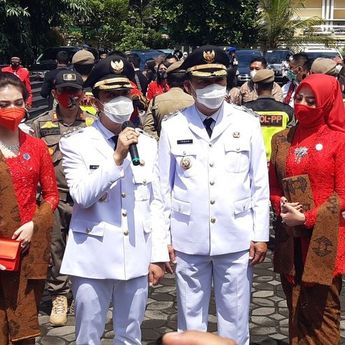 6 Anggota DPRD Solo Positif Covid-19 Setelah Hadiri Pelantikan Gibran Sebagai Wali Kota Solo