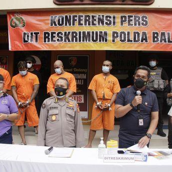 Polda Bali Tindak Tegas Aksi Premanisme di Bali, 4 Orang Ditangkap