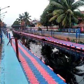 Tahun ini Restorasi Sungai Sekanak-Lambidaro di Optimalkan