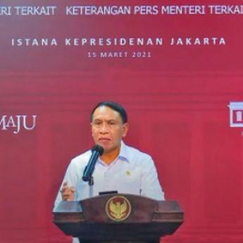 Menpora Pastikan Tidak Akan Menunda PON XX Papua Oktober 2021