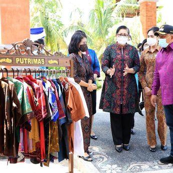 Dekranasda Bali Dukung Rencana Pembangunan Sentra Tenun Jembrana