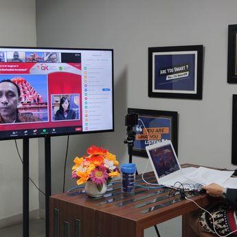 Webinar OJK Regional VI Sulampua: Waspada Penipuan Berkedok Investasi