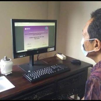 Penghargaan 'Dukcapil Bisa' dari Kemendagri Diraih Disdukcapil Denpasar