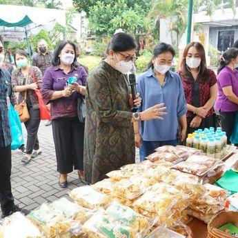 Antisipasi Inflasi Jelang Galungan, Pemkot Denpasar Gelar Pasar Murah