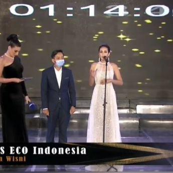 Dianggap Tak Fasih Bahasa Inggris, Miss Eco Indonesia Jadi Perbincangan Warganet