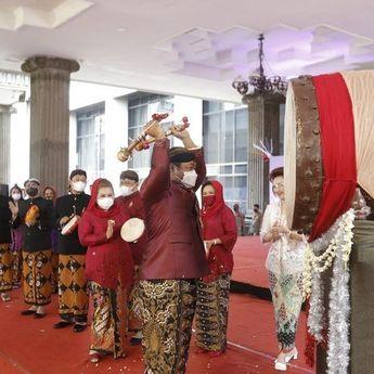Tradisi Dugderan Khas Semarang Tetap Berjalan Dengan Prokes Ketat