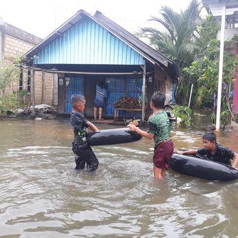 Puncak Air Pasang Diprediksi Mei, Pemko Banjarmasin Diingatkan Mitigasi Bencana