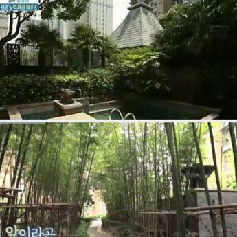 6 Idol K-Pop yang Rumahnya Kelewatan Mewah, Ada yang Punya Hutan Bambu Sendiri