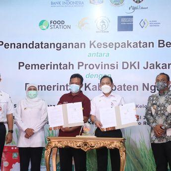 Pengadaan Beras, Provinsi Jatim & DKI Jakarta Lakukan Kerjasama