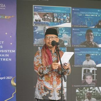 Pilot Project HVC Berbasis Pondok Pesantren Akhirnya Diresmikan