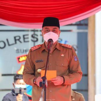 Wali Kota Surabaya Eri Cahyadi Siap Laksanakan Tiga Arahan Presiden