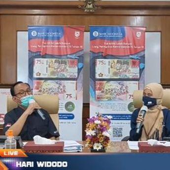 Bank Indonesia Memperluas Kemudahan Menukarkan Uang Rp 75.000