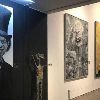 Koleksi Pribadi, OHD Museum Lukisan Tenar di Magelang Jawa Tengah