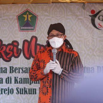 Topang Pariwisata Prioritas Nasional, Walikota Sutiaji Dorong Smart City Kota Malang