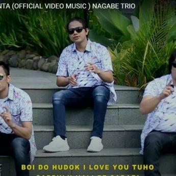 Lirik Lagu Batak Buktini Cinta yang Dipopulerkan Oleh Nagabe Trio