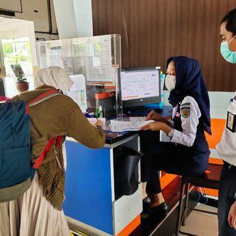Peniadaan Mudik, Pelayanan PT KAI Daop 6 Yogyakarta Berjalan Lancar