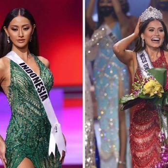 Ayu Maulida Terhenti di Top 21, Mexico Raih Gelar Miss Universe