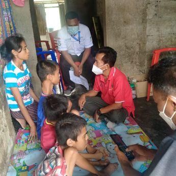 Kemensos Respon Cepat Keluarga dengan Disabilitas Berat di Kupang