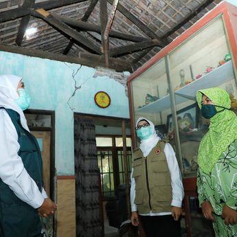 Gempa Jatim, Gubernur Khofifah: Mitigasi Bencana Harus Dilakukan Lebih Komprehensif
