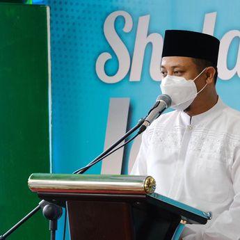 Plt Gubernur Sulsel Imbau Umat Muslim Laksanakan Salat Gerhana Bulan