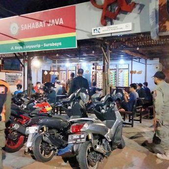 Disiplin Prokes Mulai Turun, Tim Swab Hunter Surabaya Kembali Intensifkan Razia