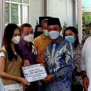 Pemkot Palembang Lunasi 23 Persil Lahan Fly Over Simpang Sekip