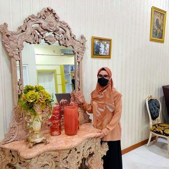 Nurlena Rahmad Mas'ud Dan Keluarga Tinggalkan Rumah Dinas Wakil Walikota