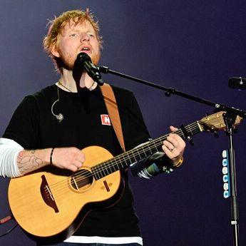 Ed Sheeran Sebut Single Barunya Kali Ini akan 'Sangat Berbeda'