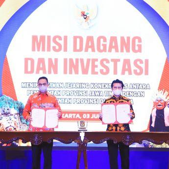 Pemprov Jatim dan DKI Jakarta Gencarkan Misi Dagang dan Investasi