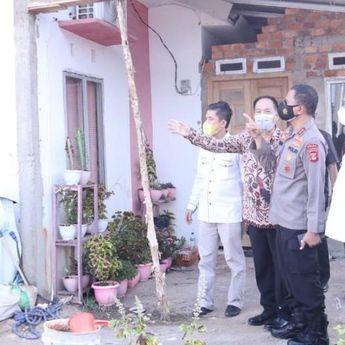 Kapolda Sumsel Launching 622 Rumah Untuk Polridan PNS