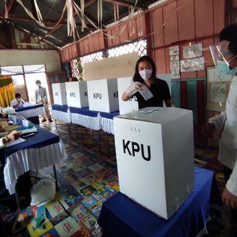 PSU Pilgub Kalsel di Banjarmasin, KPU Kejar Target Pemilih Diatas 60 Persen