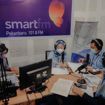 Smart FM Pekanbaru Gelar Talkshow Insentif Pajak bersama Kanwil DJP Riau