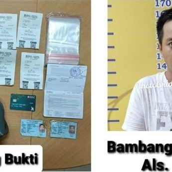 Penangkapan Yoyok Pelaku TP Narkoba oleh Unit Teamsus Ditresnarkoba Polda Sumsel