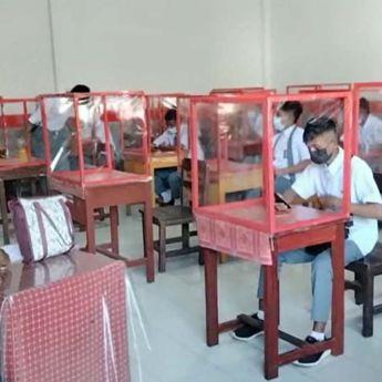 PPDB, Sejumlah Sekolah di Bitung Perketat Protokol Kesehatan