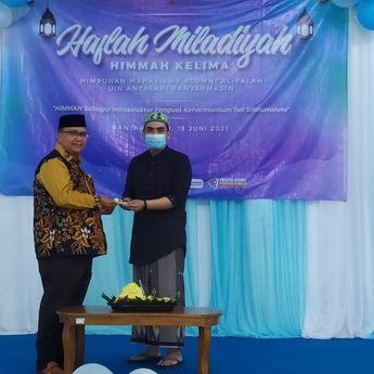 Perdana, Himmah UIN Antasari Banjarmasin Gelar Hajlah Miladiyah Secara Seremonial
