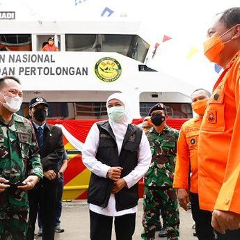 Kapal Negara SAR 249 Permadi Basarnas Siap Beroperasi di Jatim