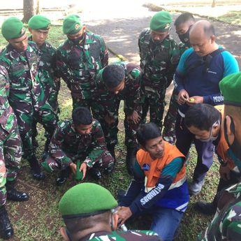 Personil TNI Dibekali Pelatihan Sebelum Ganti Meteran PDAM Makassar