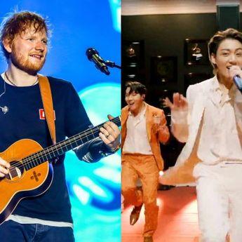 Ed Sheeran Konfirmasi Bahwa Ia Telah Menulis Lagu Baru untuk BTS