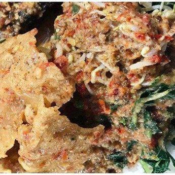 Sajian Kuliner Tradisional Gendar Pecel, Favorit Masyarakat Jawa Tengah