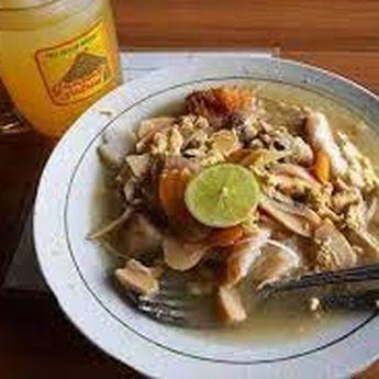 Nikmatnya Soto Krandegan, Kuliner Legendaris Khas Banjarnegara