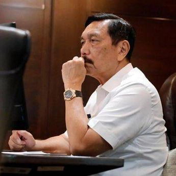 Menko Luhut: PPKM Jawa-Bali diperpanjang hingga 13 September 2021