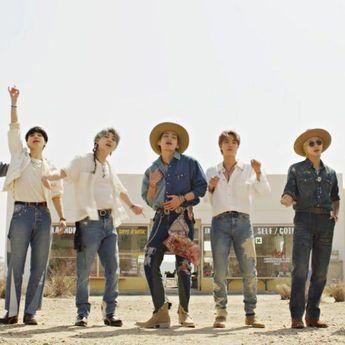Rilis Lagu 'Permission To Dance', BTS Sampaikan Pesan 'Selamat Tinggal COVID'